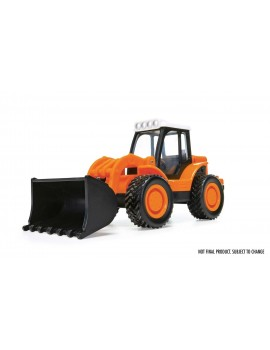 Chunkies Loader Tractor Orange Vehicles