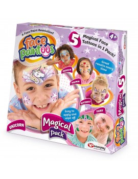 Face Paintoos - Magical Pack Craft