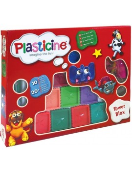 Plasticine® Tower Blox