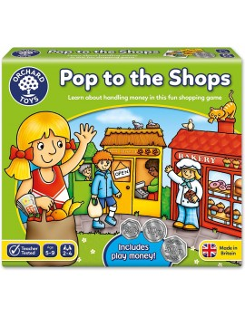 Orchard Pop to the Shops Board Game Games & Jigsaws
