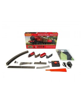 Hornby Industrial Freight Train Set Hornby