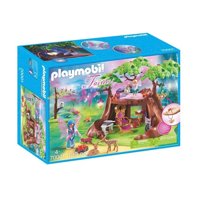 Playmobil Fairies Fairy Forest House Roleplay