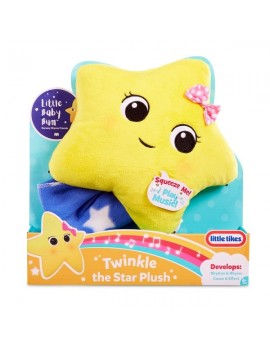 Little Tikes Little Baby Bum Twinkle the Star Plush Pre-school