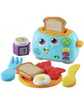 LeapFrog Yum-2-3 Toaster Roleplay
