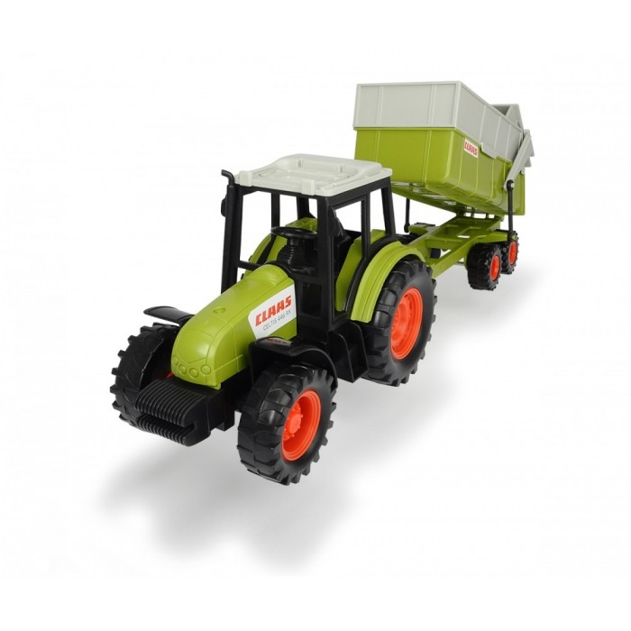 Claas Tractor and Trailer Vehicles