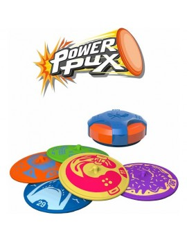 Power Pux Starter Pack Collectable
