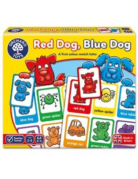 Orchard Red Dog, Blue Dog Game Games & Jigsaws