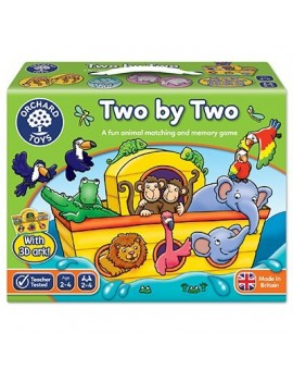 Orchard Two by Two Game Games & Jigsaws