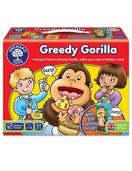 Orchard Greedy Gorilla Game Games & Jigsaws