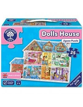 Orchard Dolls House Jigsaw Puzzle Games & Jigsaws