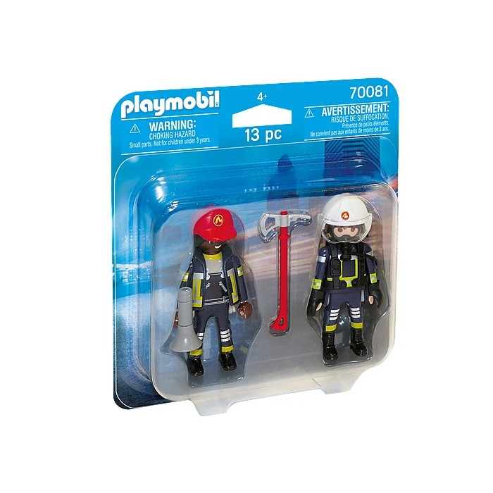 Playmobil Rescue Firefighters Playmobil