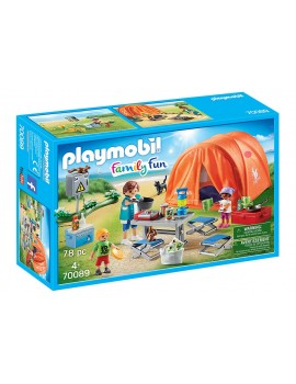 Playmobil Family Camping Trip Playmobil