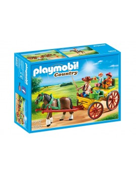 Playmobil Horse-Drawn Wagon Playmobil