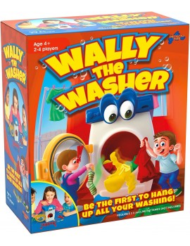 Drumond Park Wally the Washer Action Game