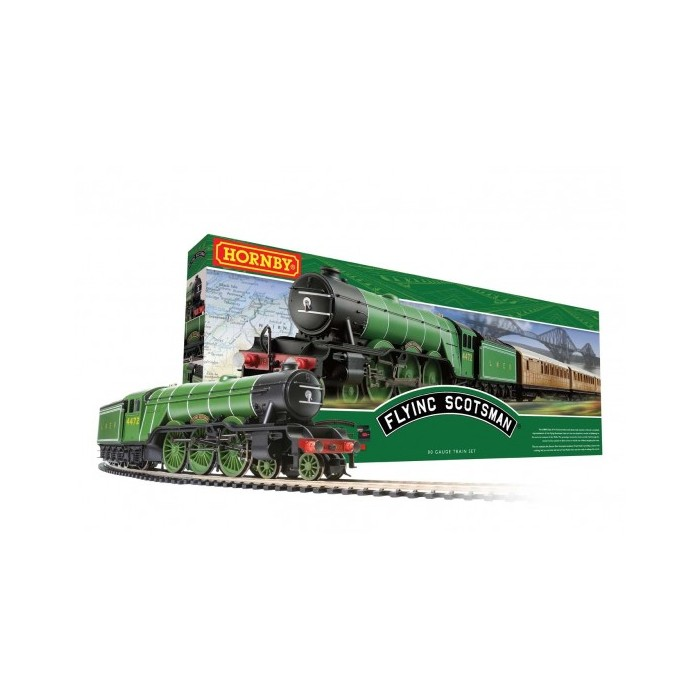 Hornby The Flying Scotsman Train Set Train Sets
