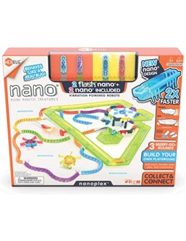 HEXBUG Nano Flash Nanoplex Set Home