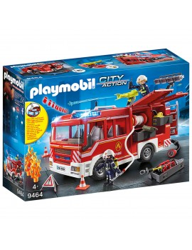 PLAYMOBIL 9464 CITY ACTION FIRE ENGINE Home