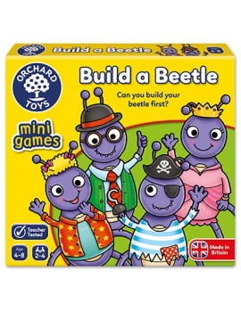 Orchard Build a Beetle Mini Game Games & Jigsaws