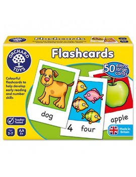 Orchard Flashcards Games & Jigsaws