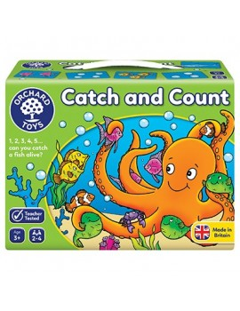 Orchard Catch and Count Game Games & Jigsaws