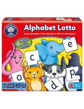 Orchard Alphabet Lotto Game Games & Jigsaws