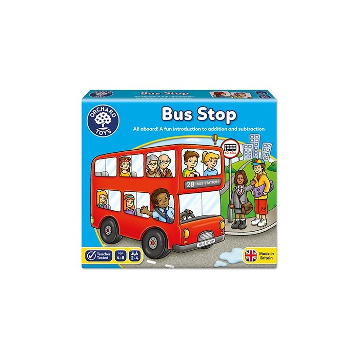 Orchard Bus Stop Board Game Games & Jigsaws