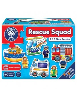 Orchard Rescue Squad 2pc Games & Jigsaws