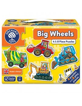 Orchard Wheels Jigsaw Puzzle Games & Jigsaws