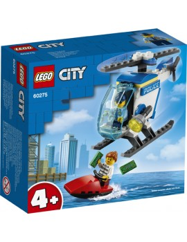 Lego City Police Helicopter Lego