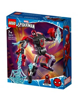 Lego Marvel Miles Morales Mech Armour Lego