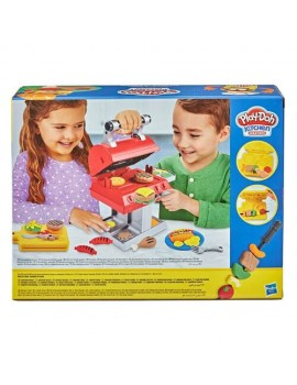 Play-Doh Kitchen Creations Grill And Stamp Craft