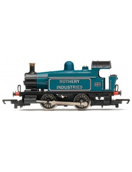 Hornby RailRoad BR (Ex-GWR) 0-4-0 'Rothery Industrial' 101