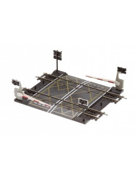 Hornby Double Track Level Crossing Track & Accessories