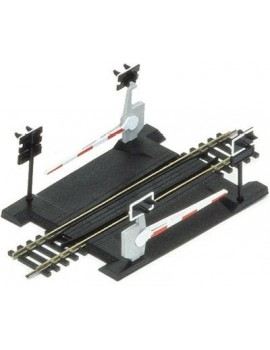 Hornby Single Track Level Crossing Track & Accessories