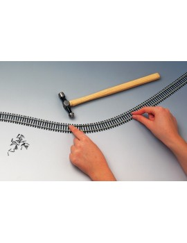 Hornby Semi-Flexible Track Track & Accessories