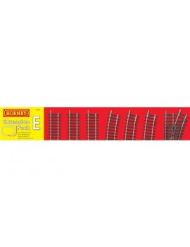 Hornby Track Extension Pack E Track & Accessories
