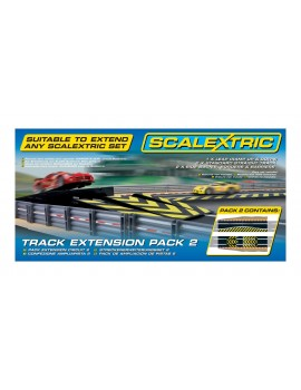 Scalextric Track Extension Pack 2 Track & Spares