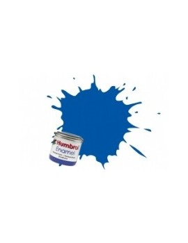 222 Moonlight Blue Metallic - 14ml Enamel Paint