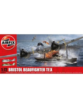 Airfix Bristol Beaufighter Mk.X 1:72 Aircraft