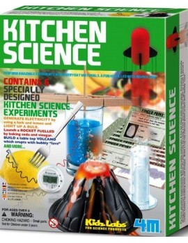 4M Kidz Labs - Kitchen Science Science Kits
