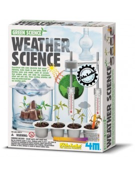 4M Green Science Weather Science Science Kits