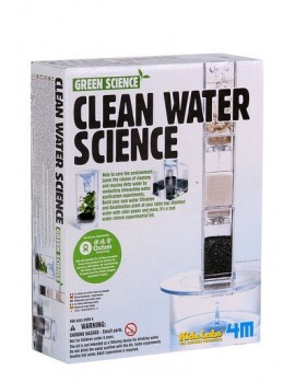 4M Green Science Clean Water Science Educational
