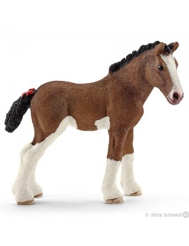 Schleich Clydesdale Foal World of Horses