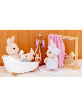 Sylvanian Families Bath & Shower Set Sylvanian