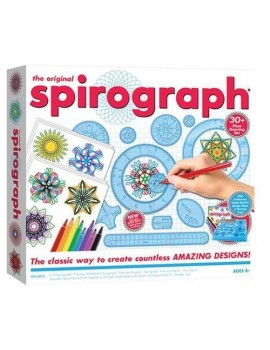 The Original Spirograph Set with Marker Craft